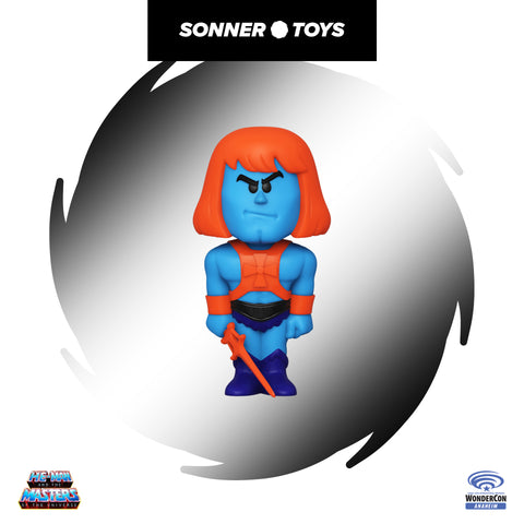 Funko Vinyl Soda: MOTU - Faker Wondercon 2020 Exclusive - SonnerToys