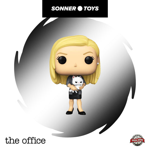 Pop! The Office (US) - Angela Martin (with Sprinkles) Special Edition - SonnerToys