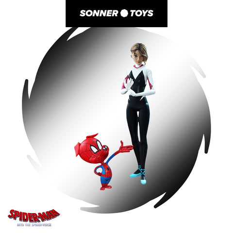 Hot Toys: Spider-Man into the SpiderVerse - Spider-Gwen - SonnerToys