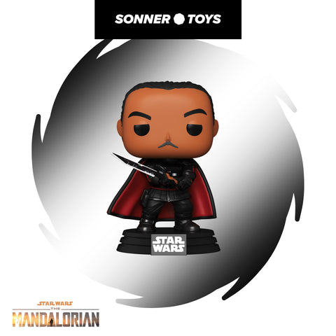 Pop! Star Wars: The Mandalorian - Moff Gideon - SonnerToys