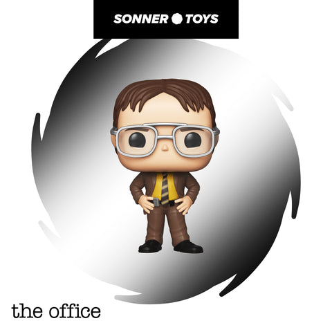 Pop! The Office (US) - Dwight Schrute - Sonner Toys