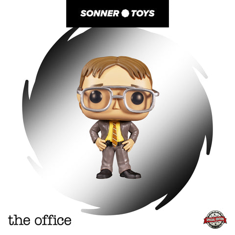 Pop! The Office (US) - Jim Halpert (as Dwight) Special Edition - Sonner Toys