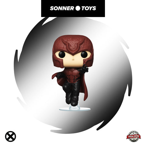 Pop! X-Men 20th - Magneto (First Class) Special Edition - SonnerToys
