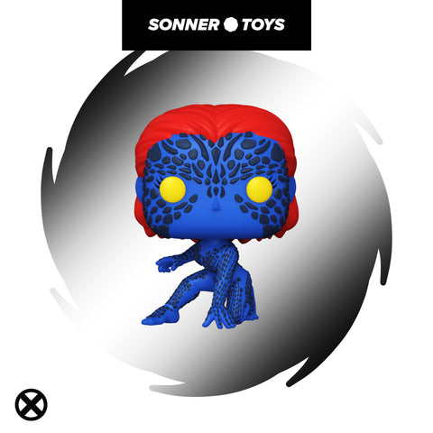 Pop! X-Men 20th - Mystique - SonnerToys