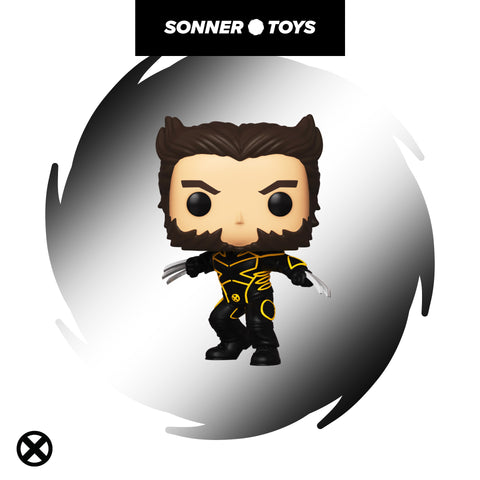 Pop! X-Men 20th - Wolverine (in Jacket) - SonnerToys