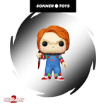 Pop! Child's Play 2 - Chucky (10 INCH!) - SonnerToys