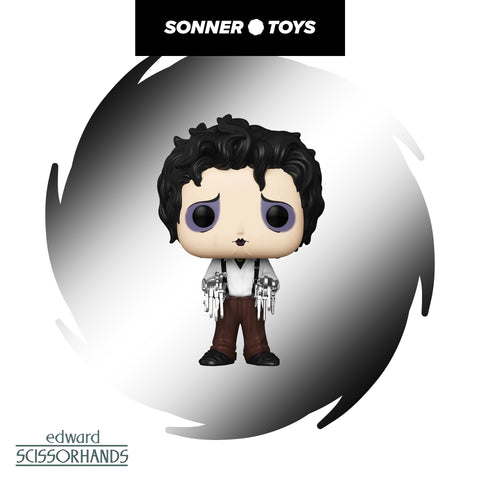 Pop! Edward Scissorhands - Edward (in Dress Clothes) - SonnerToys