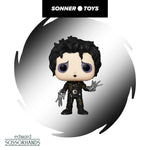 Pop! Edward Scissorhands - Edward Scissorhands - SonnerToys