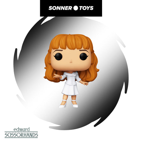 Pop! Edward Scissorhands - Kim Boggs - SonnerToys