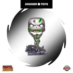 Pop! Marvel Zombies - Silver Surfer Special Edition - SonnerToys