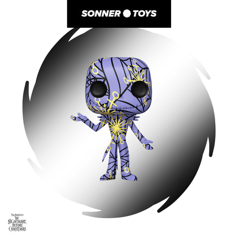 Pop! Disney Nightmare Before Christmas - Jack (Artist Series) - SonnerToys