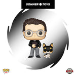 Pop! Stephen King (with Molly) Special Edition - SonnerToys