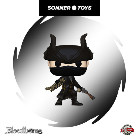 Pop! Bloodborne - The Hunter (Metallic) Special Edition - SonnerToys