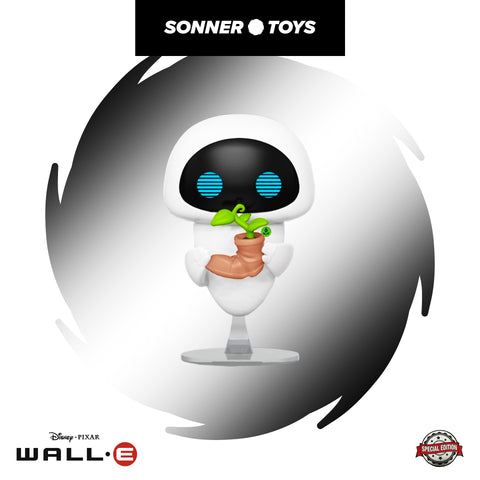 Pop! Disney Wall-E - Eve (Earth Day) Special Edition - SonnerToys