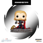 Pop! Avengers - Thor (Deluxe) 4 of 6 Amazon Exclusive - SonnerToys