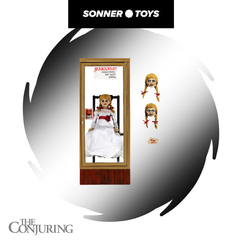 NECA: The Conjuring Universe - Ultimate Annabelle Figure - SonnerToys