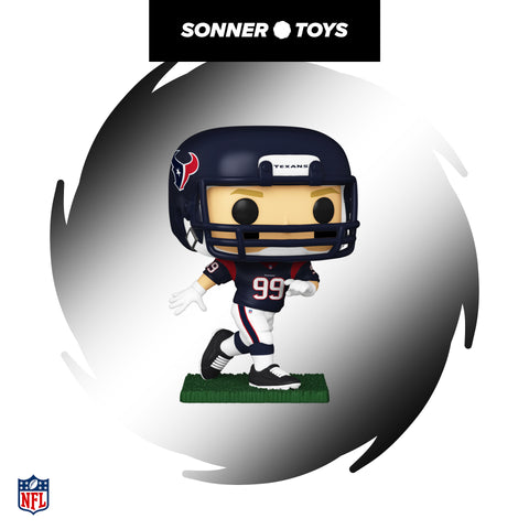 Pop! NFL: Houston Texans - JJ Watt - SonnerToys