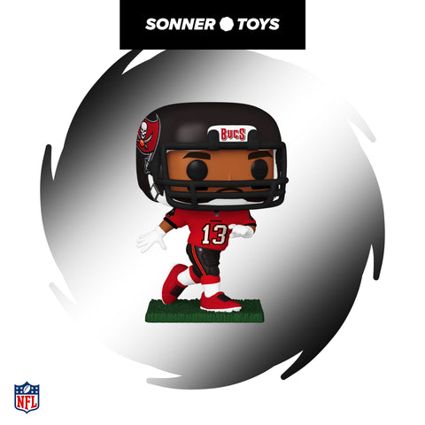 Pop! NFL: Tampa Bay - Mike Evans - SonnerToys