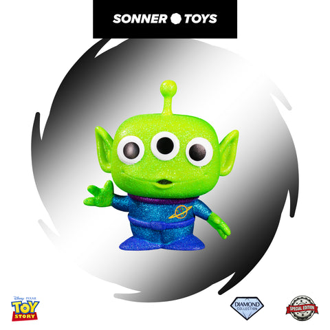 Pop! Toy Story - Alien (Diamond) Special Edition - SonnerToys