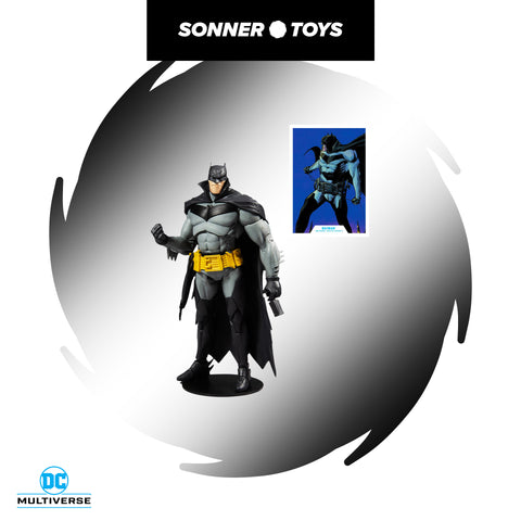 McFarlane Toys: DC Multiverse - Batman (White Knight) - SonnerToys