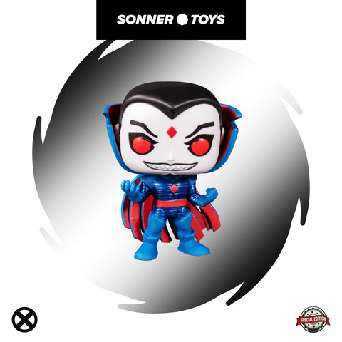 Pop! X-Men - Mister Sinister Special Edition - SonnerToys