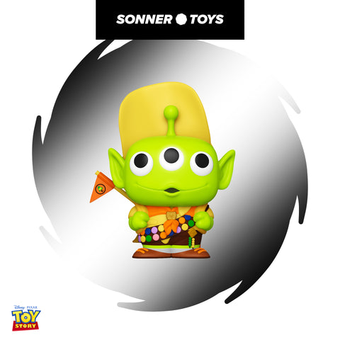Pop! Pixar Alien Remix - Russell (Up!) - SonnerToys