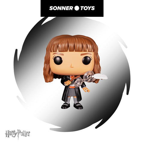 Pop! Harry Potter - Hermione (with Feather) - Sonner Toys