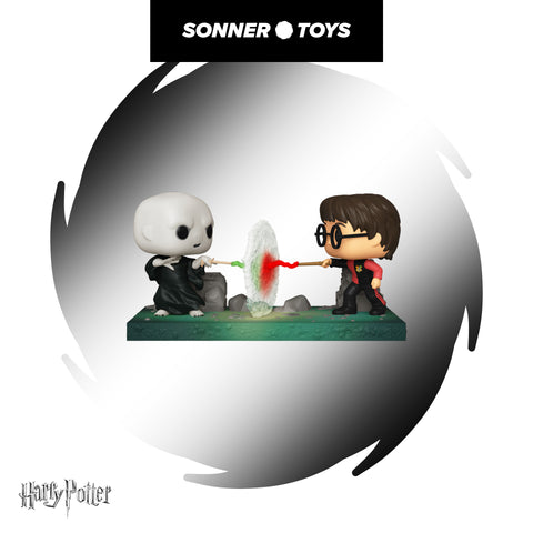 Pop! Harry Potter - Harry vs Voldemort (Movie Moment) - SonnerToys