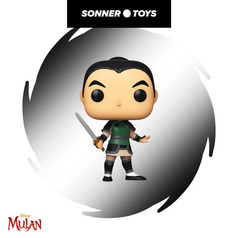 Pop! Mulan - Mulan (as Ping) - SonnerToys