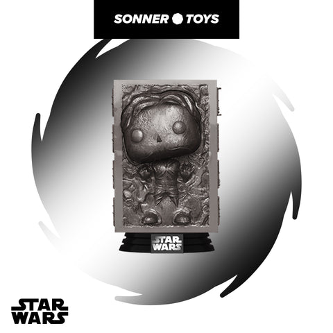 Pop! Star Wars - Han in Carbonite - SonnerToys
