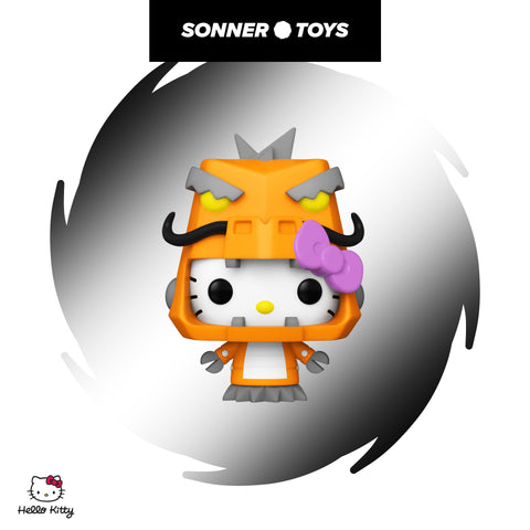 Pop! Hello Kitty - Kaiju (Mecha) - Sonner Toys