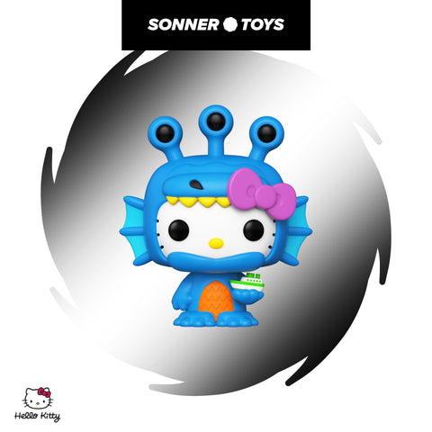 Pop! Hello Kitty - Kaiju (Sea) - Sonner Toys