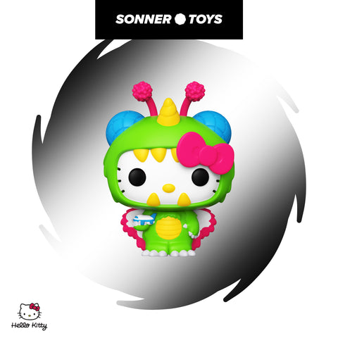 Pop! Hello Kitty - Kaiju (Sky) - SonnerToys