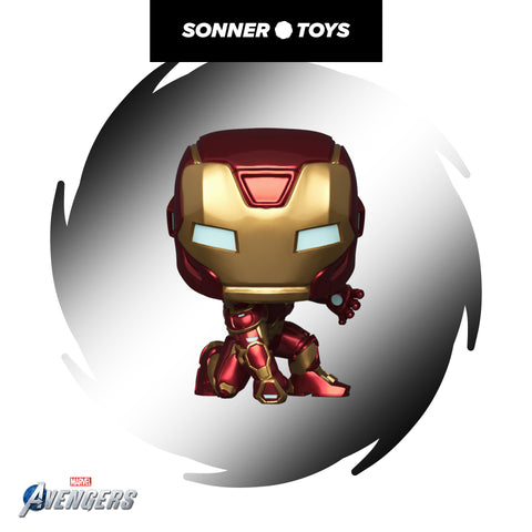 Pop! Avengers Game - Iron Man - SonnerToys
