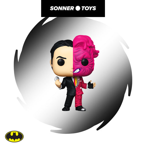 Pop! Batman Forever - Two-Face - SonnerToys