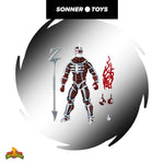 Hasbro: Power Rangers (Lightening Collection) - Lord Zedd - SonnerToys