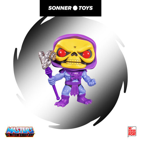 Pop! Masters of the Universe - Skeletor (10 Inch) - SonnerToys