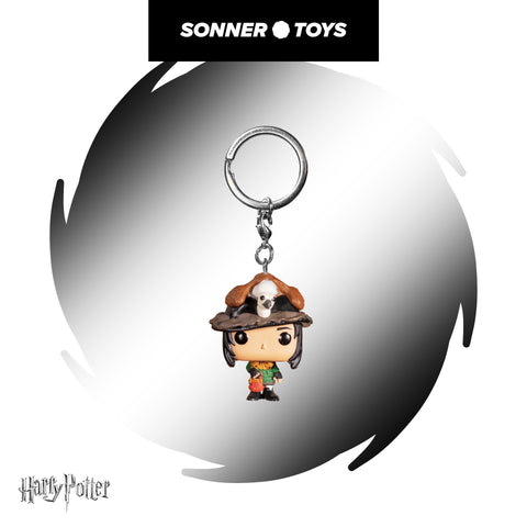 Pocket Pop! Harry Potter - Snape (as Boggart) - SonnerToys