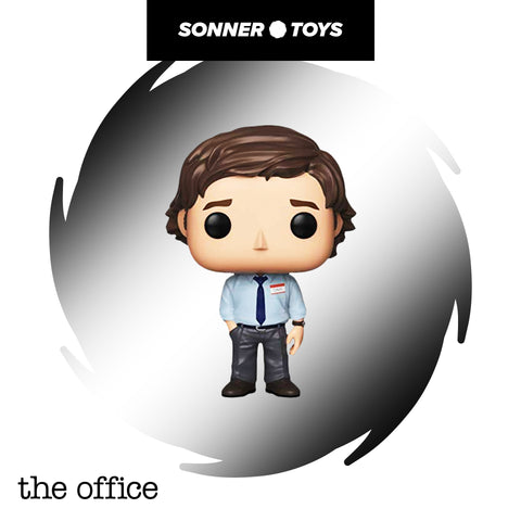 Pop! The Office (US) - Jim Halpert - Sonner Toys