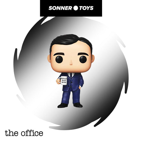 Pop! The Office (US) - Michael Scott - Sonner Toys