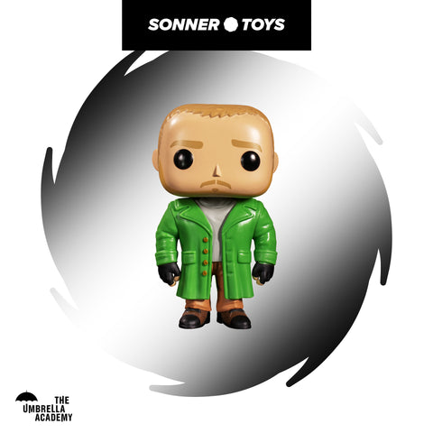 Pop! The Umbrella Academy - Luther - SonnerToys