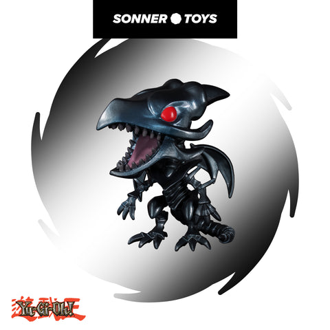 Pop! Yu Gi Oh! - Red-Eyes Black Dragon - SonnerToys