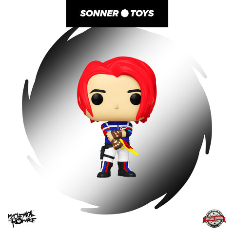 Pop! My Chemical Romance - Gerard Way (Danger Days) Special Edition - SonnerToys