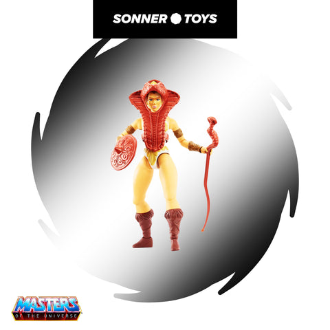 Mattel: Masters of the Universe Origins - Teela - SonnerToys