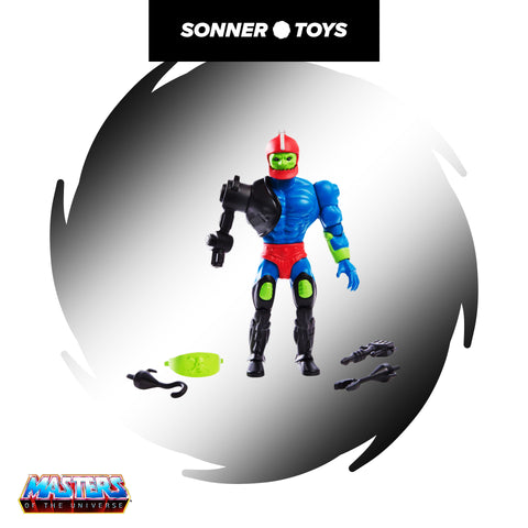 Mattel: Masters of the Universe Origins - Trap Jaw - SonnerToys