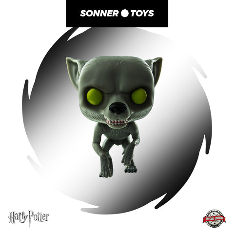 Pop! Harry Potter - Remus (as Werewolf) Special Edition - SonnerToys