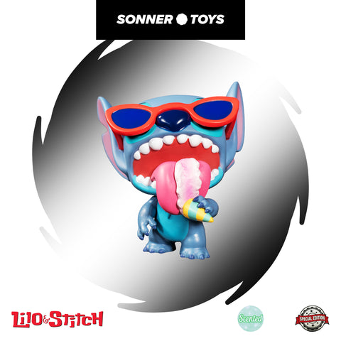 Pop! Lil & Stitch - Summer Stitch (Scented) Special Edition - SonnerToys