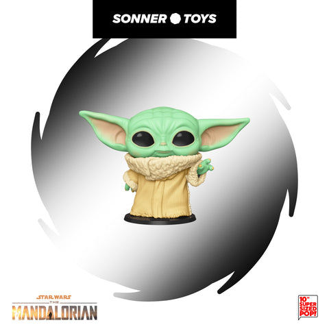 Pop! Star Wars: The Mandalorian - The Child (10 Inch!) - SonnerToys