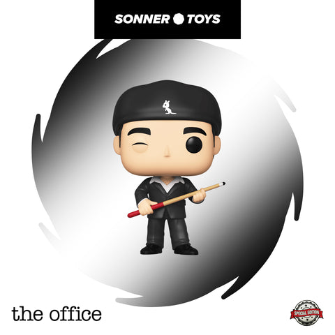 Pop! The Office (US) - Date Mike (Go! Exclusive) Slight Damage - SonnerToys
