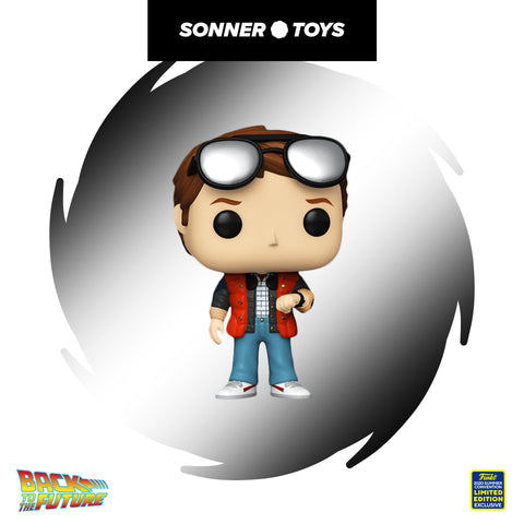Pop! Back to the Future - Marty McFly (SDCC 2020) - SonnerToys